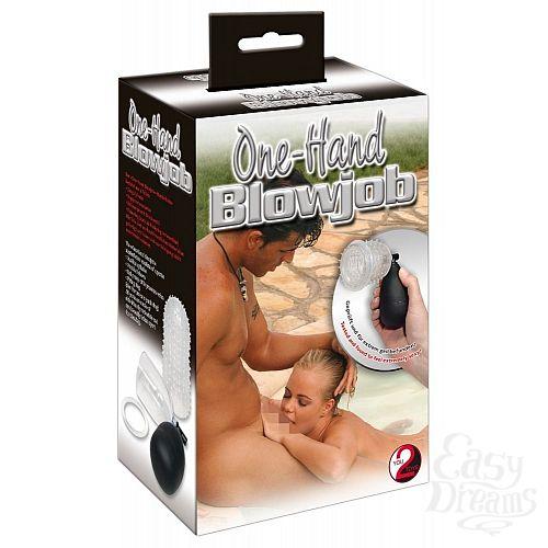 Фотография 8  Вакуумная помпа для головки One-hand BlowJob