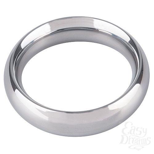 Фотография 2  Эрекционное кольцо Steel Cock Ring