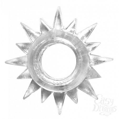 Фотография 1:  Прозрачное эрекционное кольцо Rings Cristal