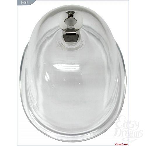 Фотография 1:  Прозрачная чаша для женской помпы