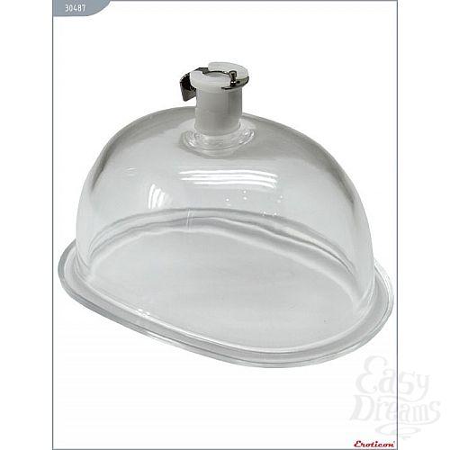 Фотография 2  Прозрачная чаша для женской помпы