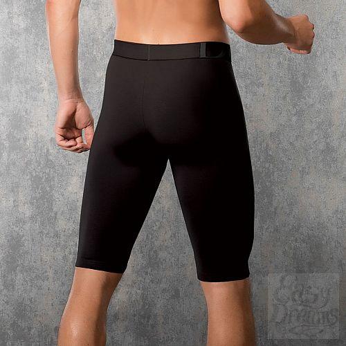 Фотография 2  Мужские трусы-боксеры длиной до колена