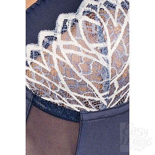 Фотография 2  Чарующий корсаж Fleur с вышивкой