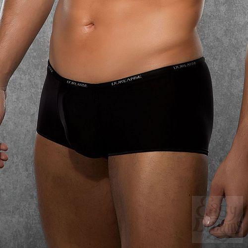 Фотография 1:  Укороченные боксеры на узкой резинке