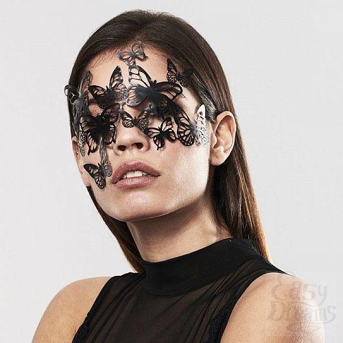 Фотография 1:  Маска на глаза в виде бабочек SYBILLE