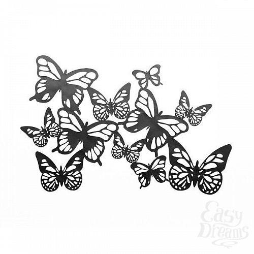 Фотография 2  Маска на глаза в виде бабочек SYBILLE