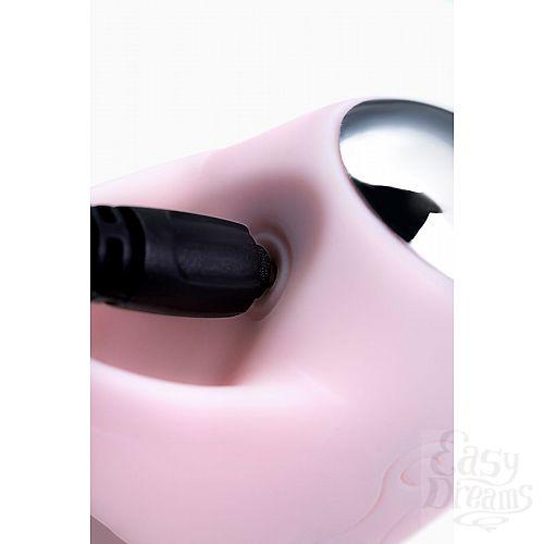 Фотография 18  Нежно-розовый набор VITA: вибропуля и вибронасадка на палец