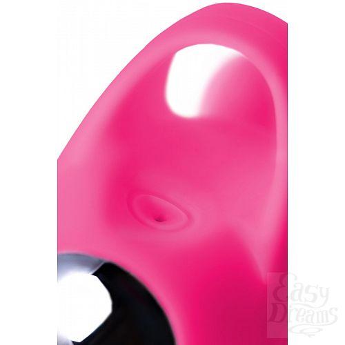 Фотография 16  Розовый набор VITA: вибропуля и вибронасадка на палец