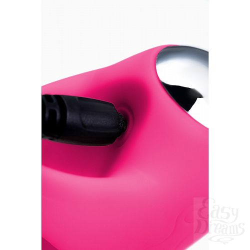 Фотография 17  Розовый набор VITA: вибропуля и вибронасадка на палец