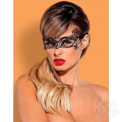 Фотография 1:  Ажурная маска из профилированного металла