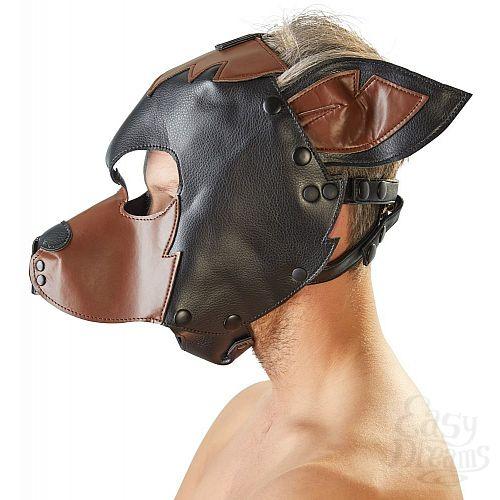 Фотография 2  Маска на голову в виде собаки