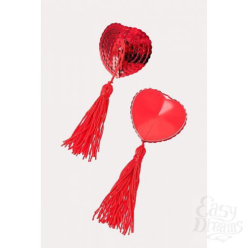 Фотография 7  Пэстисы в форме сердец с кисточками