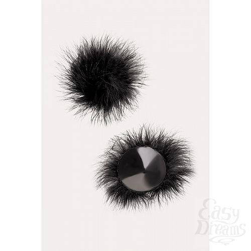 Фотография 2  Соблазнительные круглые пэстис с пухом