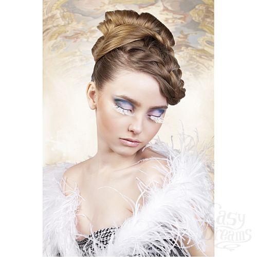 Фотография 2 Baci Lingerie Ресницы белые  перья