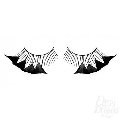 Фотография 1: Baci Lingerie Ресницы черные перья