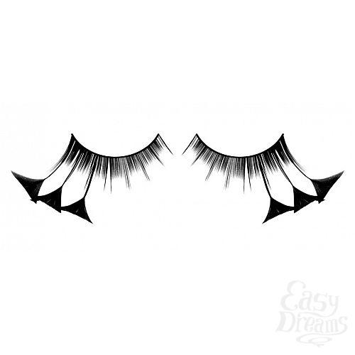 Фотография 1: Baci Lingerie Ресницы чёрные  перья