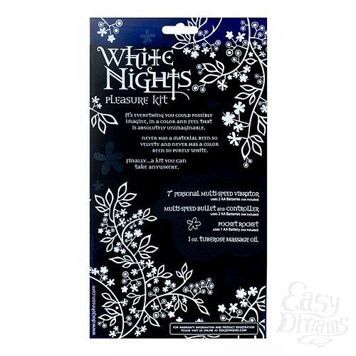 Фотография 3 Doc Johnson Enterprises Набор подарочный White Nights