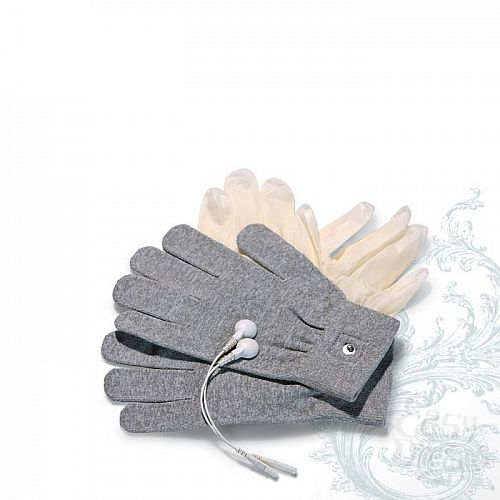Фотография 1:  Аксессуар - перчатки для электростимуляции Mystim Magic Gloves