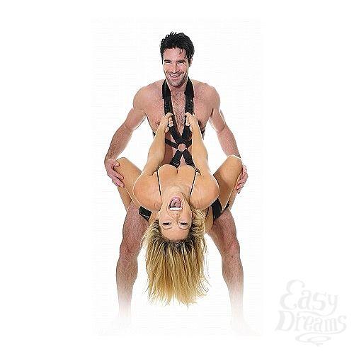 Фотография 3  Упряжь на тело Sex Harness для различных позиций
