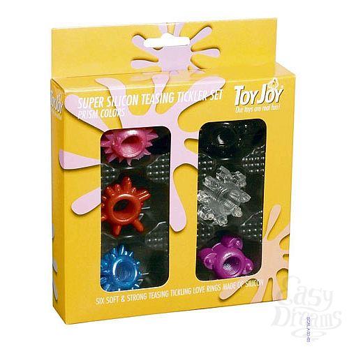 Фотография 2 Toy Joy  Эрекционное кольцо