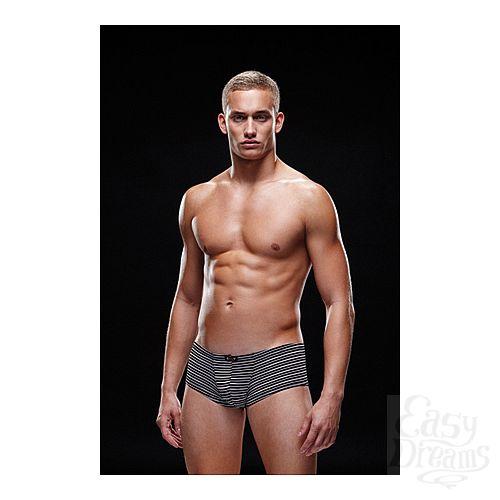 Фотография 2 ENVY Боксеры, трусы мужские, черная полоска L / XL