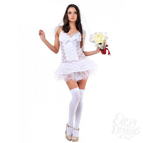 Фотография 1: Le Frivole Costumes Костюм Невеста 02561SM