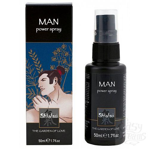Фотография 1:  Стимулирующий спрей для мужчин, 50 мл