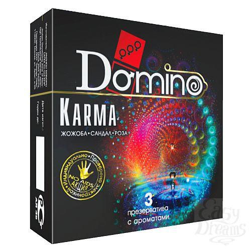 Фотография 1: Классика Групп Презервативы Domino Karma №3
