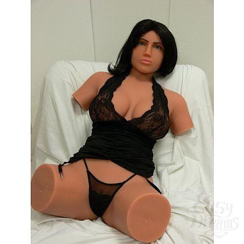 Фотография 13  Торс реалистичной секс-куклы Лилу