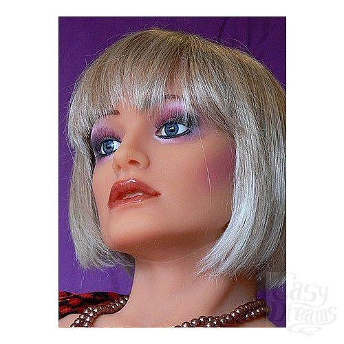 Фотография 2  Реалистичная секс-кукла Маргарита