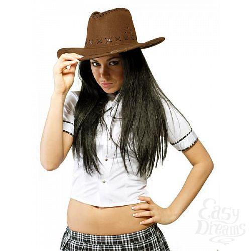 Фотография 1:  Ковбойская шляпа