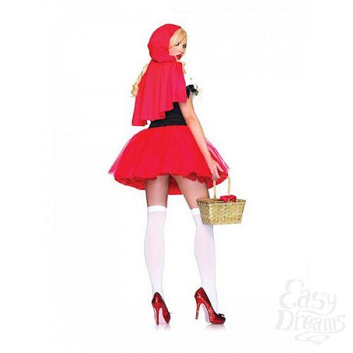 Фотография 2  Костюм - наивная красная шапочка