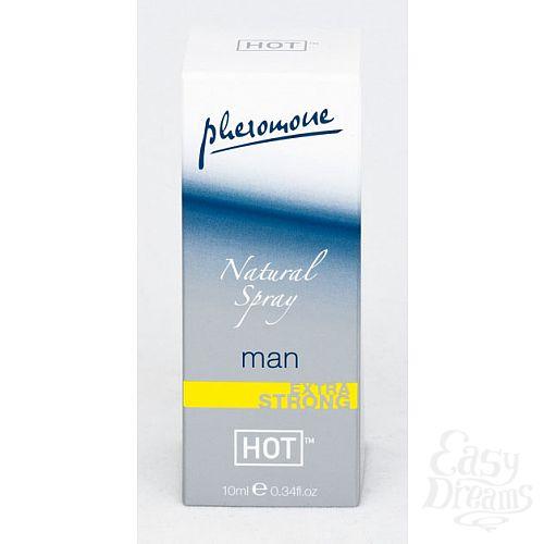Фотография 2 HOT Production Спрей для мужчин с феромонами Сумерки 10мл 55052