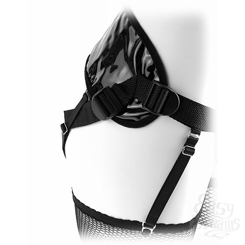 Фотография 7 PipeDream, США Трусики FF GARTER BELT HARNESS 346823PD