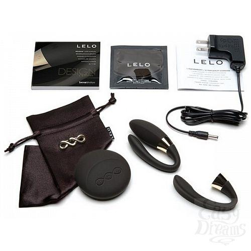 Фотография 3  Вибратор для пар Tiani 2 Design Edition Black