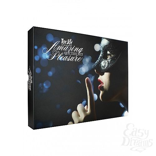 Фотография 7 Toy Joy  Игровой набор Amazing Pleasure Sex Toy Kit