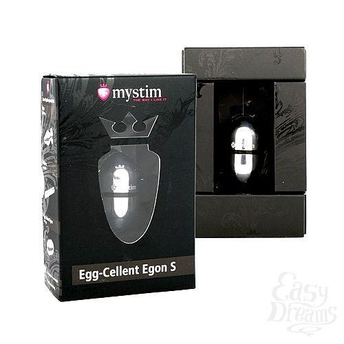 Фотография 2 Mystim Электро-стимулятор Mystim - Egg-Cellent Egon - Lustegg S