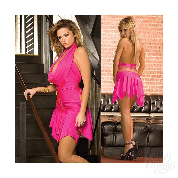Эротическое клубное платье